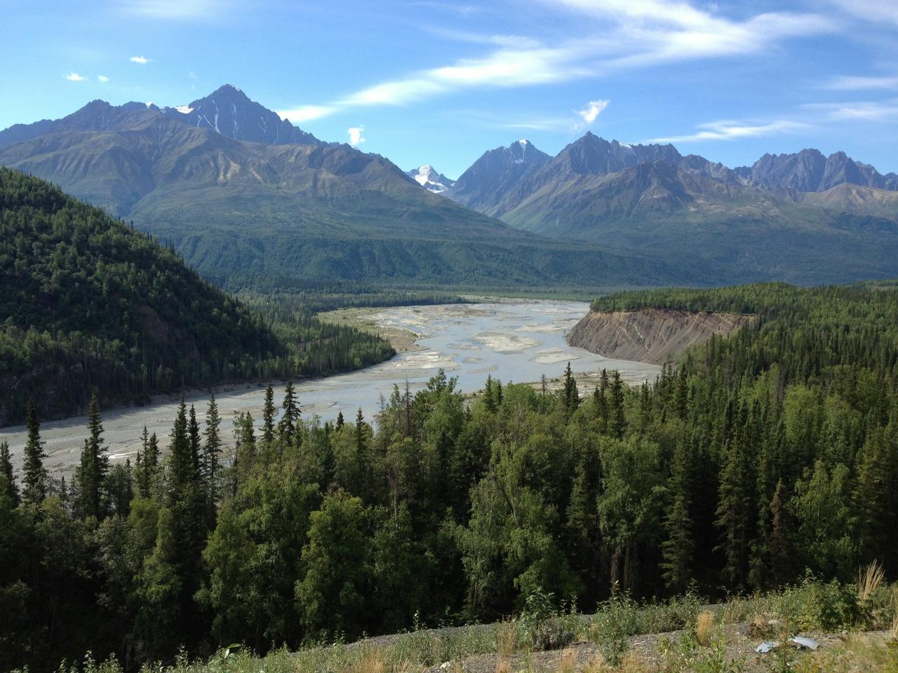 Good-bye Alaska