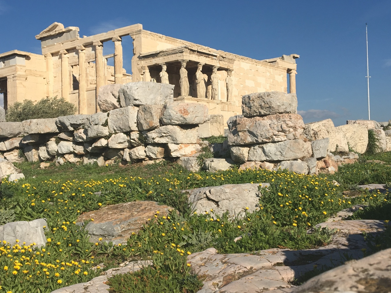 Discovery at theAcropolis